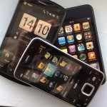 iPhone 3G vs HTC Touch HD vs Nokia N96