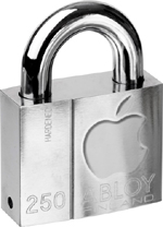 Locked Apple