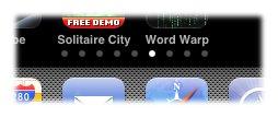 9 App screens - 144 apps!