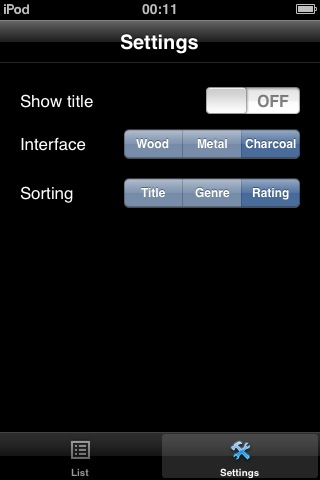 mymovies-settings