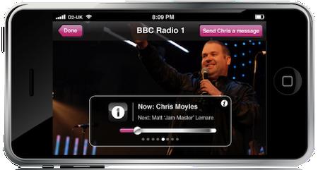 iPhone iPlayer app 2