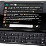 James Burland compares the Nokia N900 and iPhone 3GS