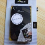 Review: Proporta Soft Feel Silicon Case for iPhone 3G and 3GS