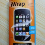 Review: iWrap cover for iPhone