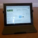 My new iPad case – the Viva Vercaso